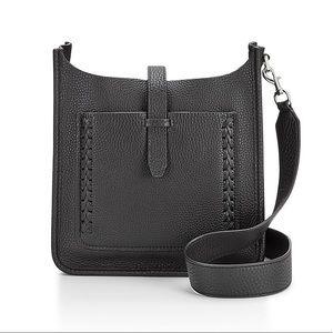 Rebecca Minkoff Feed Crossbody Bag Black